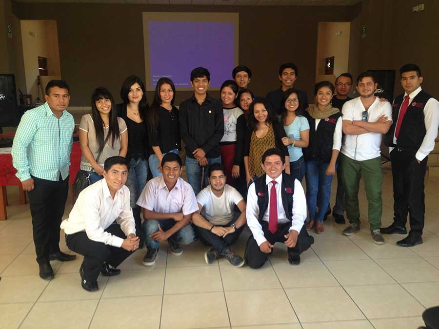 Jóvenes de Lambayeque construyen Agenda Joven de la región