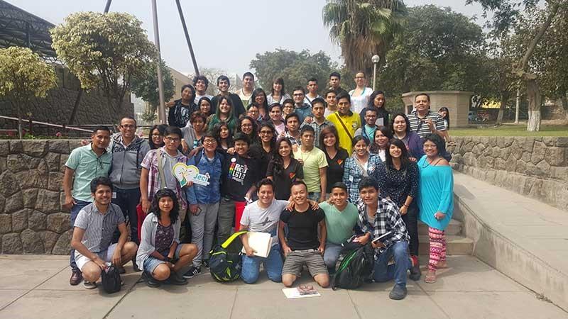 Jóvenes del país participan en Escuela de Formación de Líderes TLGB