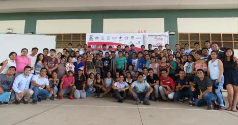 Senaju participa en taller para líderes juveniles de la región San Martín