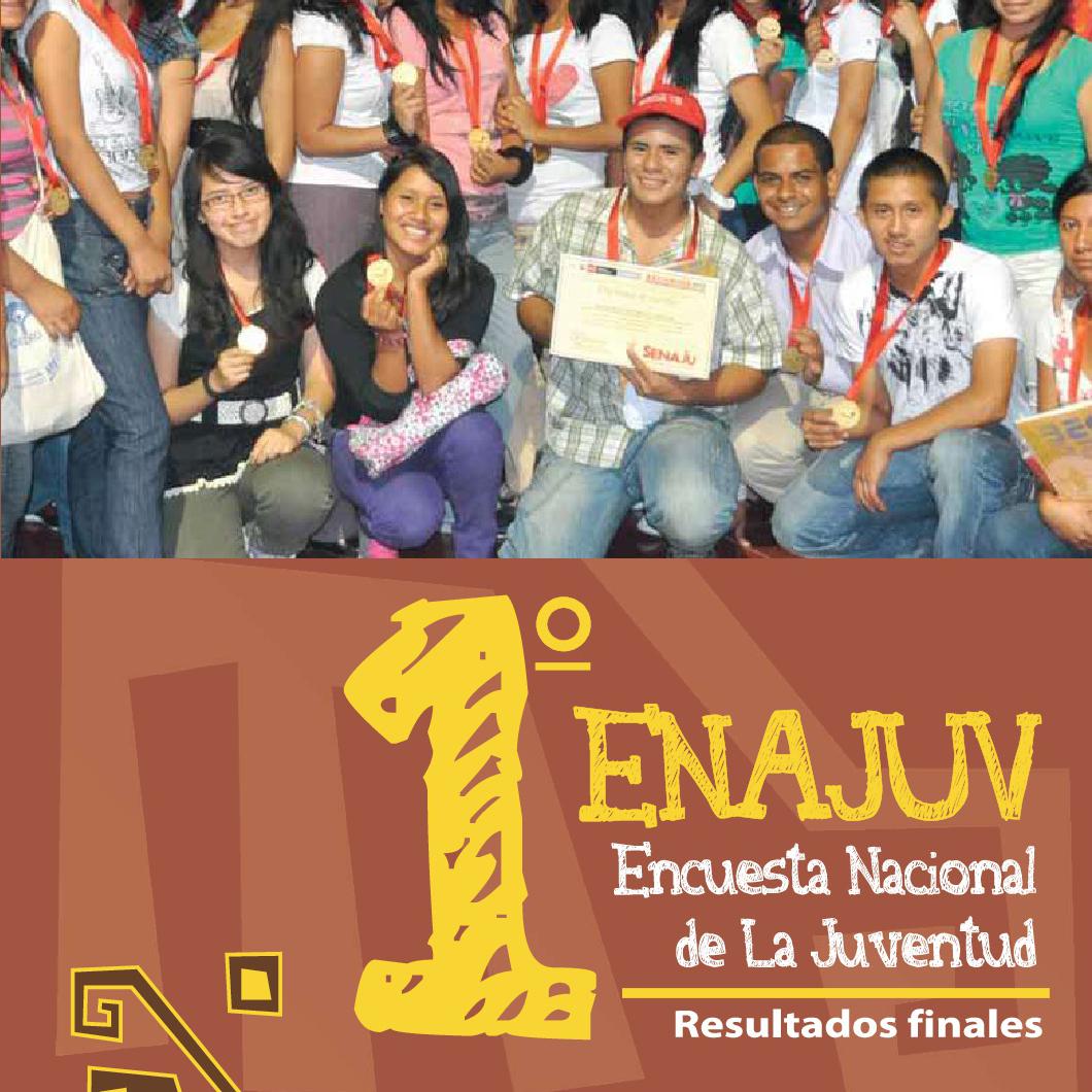 Primera Encuesta Nacional de la Juventud 2011