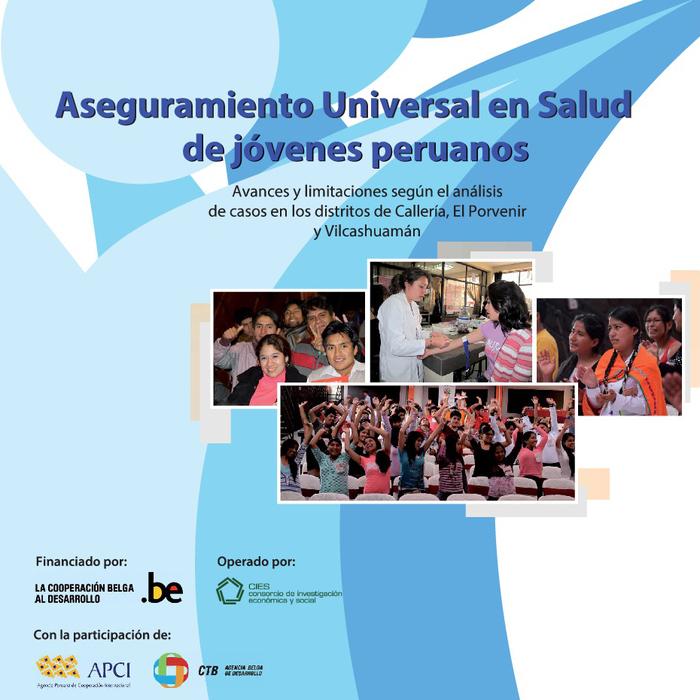 Aseguramiento Universal en Salud de jóvenes peruanos