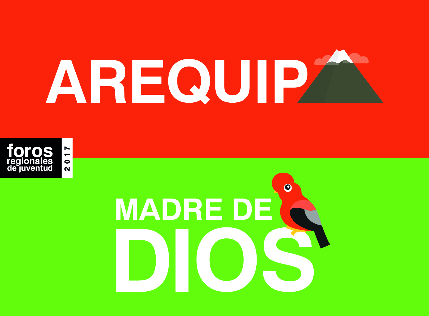 Senaju organiza foros regionales en Arequipa y Madre de Dios