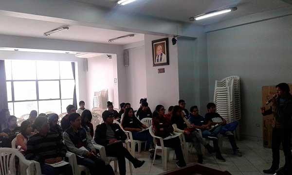 Se inició Programa de Capacitación de Jóvenes formando Nuevos Liderazgos