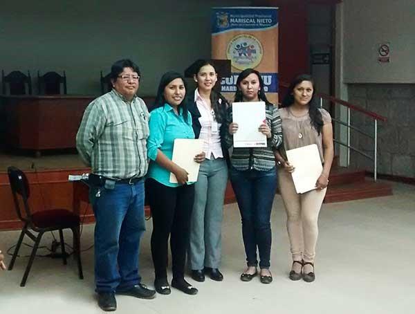 Culminó con éxito el Curso de Gestión de Políticas Públicas Juveniles en Moquegua