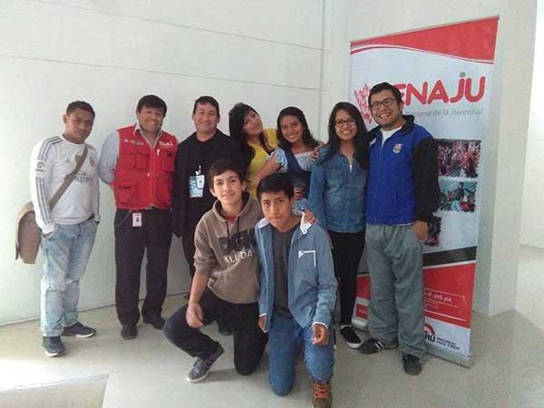 Jóvenes de Amazonas eligieron a sus delegados para el  VI Congreso Nacional de Juventudes
