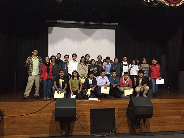 Lima Este eligió a sus delegados para el  VI Congreso Nacional de Juventudes