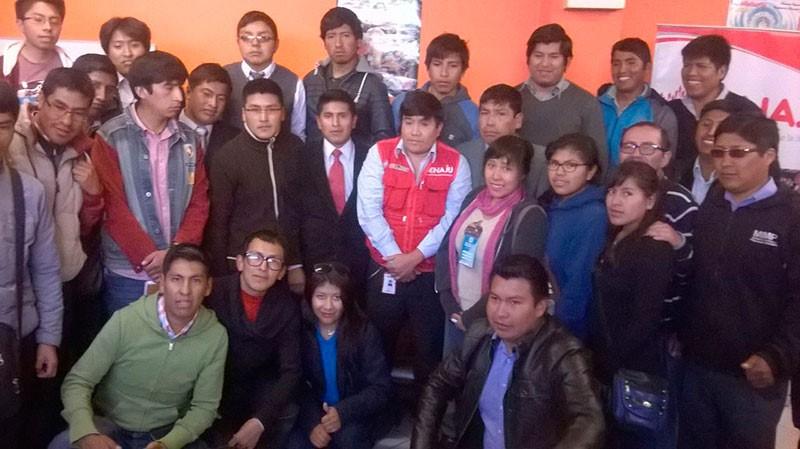 Puno eligió a sus delegados para el VI Congreso Nacional de Juventudes