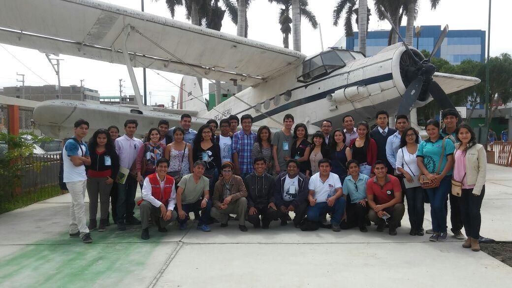 Jóvenes de Lambayeque eligieron a sus delegados para el  VI Congreso Nacional de Juventudes