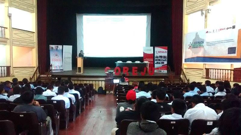 Realizan I Jornada Regional Estudiantil en Tacna