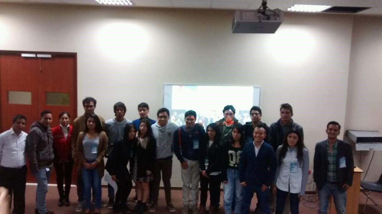 Jóvenes de Lima Norte eligieron a sus delegados para el  VI Congreso Nacional de Juventudes