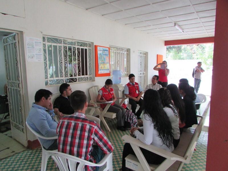 Colombia y Perú intercambian experiencias sobre emprendimiento juvenil