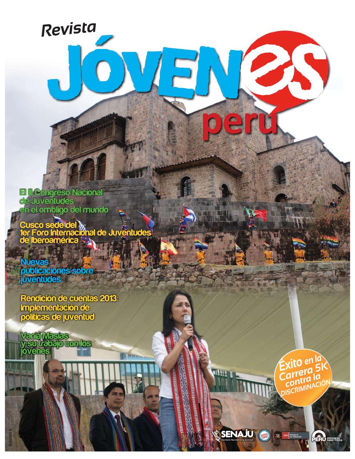 Revista Jóvenes – Edición N° 03
