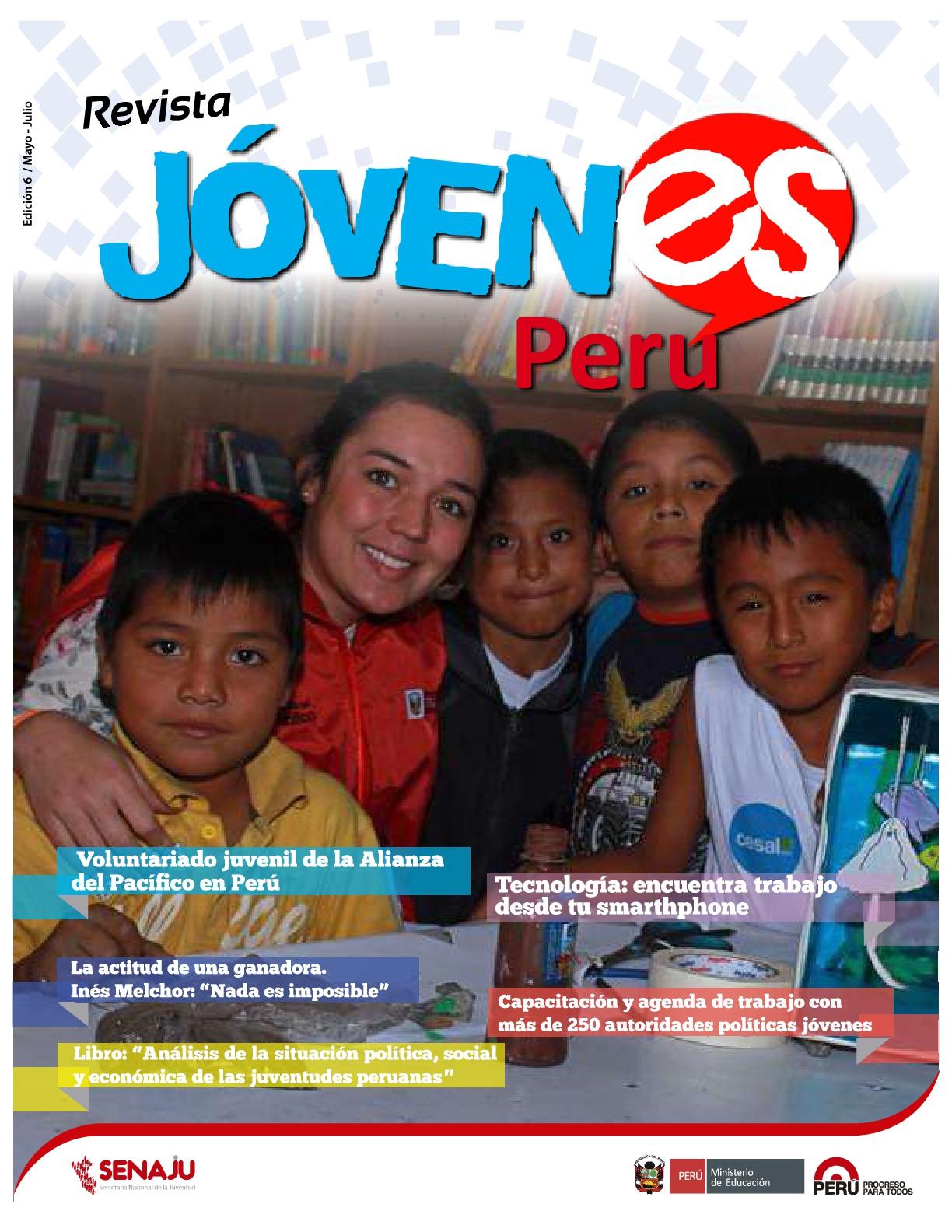 Revista Jóvenes – Edición N° 06