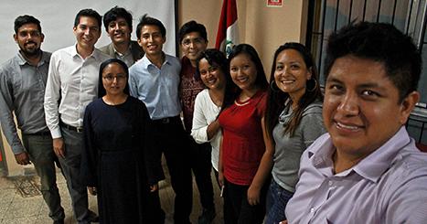 Senaju promueve espacios de participación entre la juventud de partidos políticos
