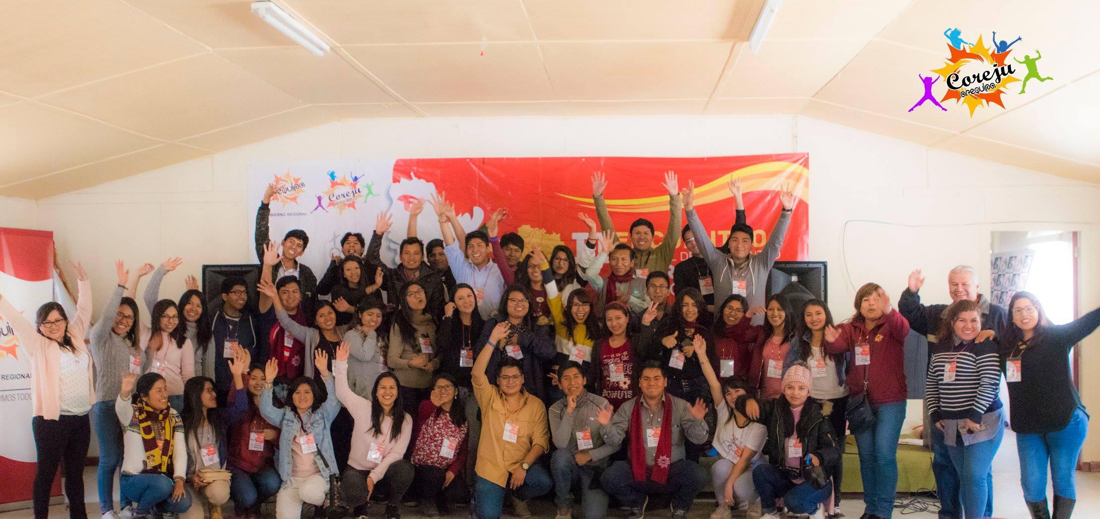 Encuentro Regional en Arequipa reúne a más de 50 jóvenes líderes de a región