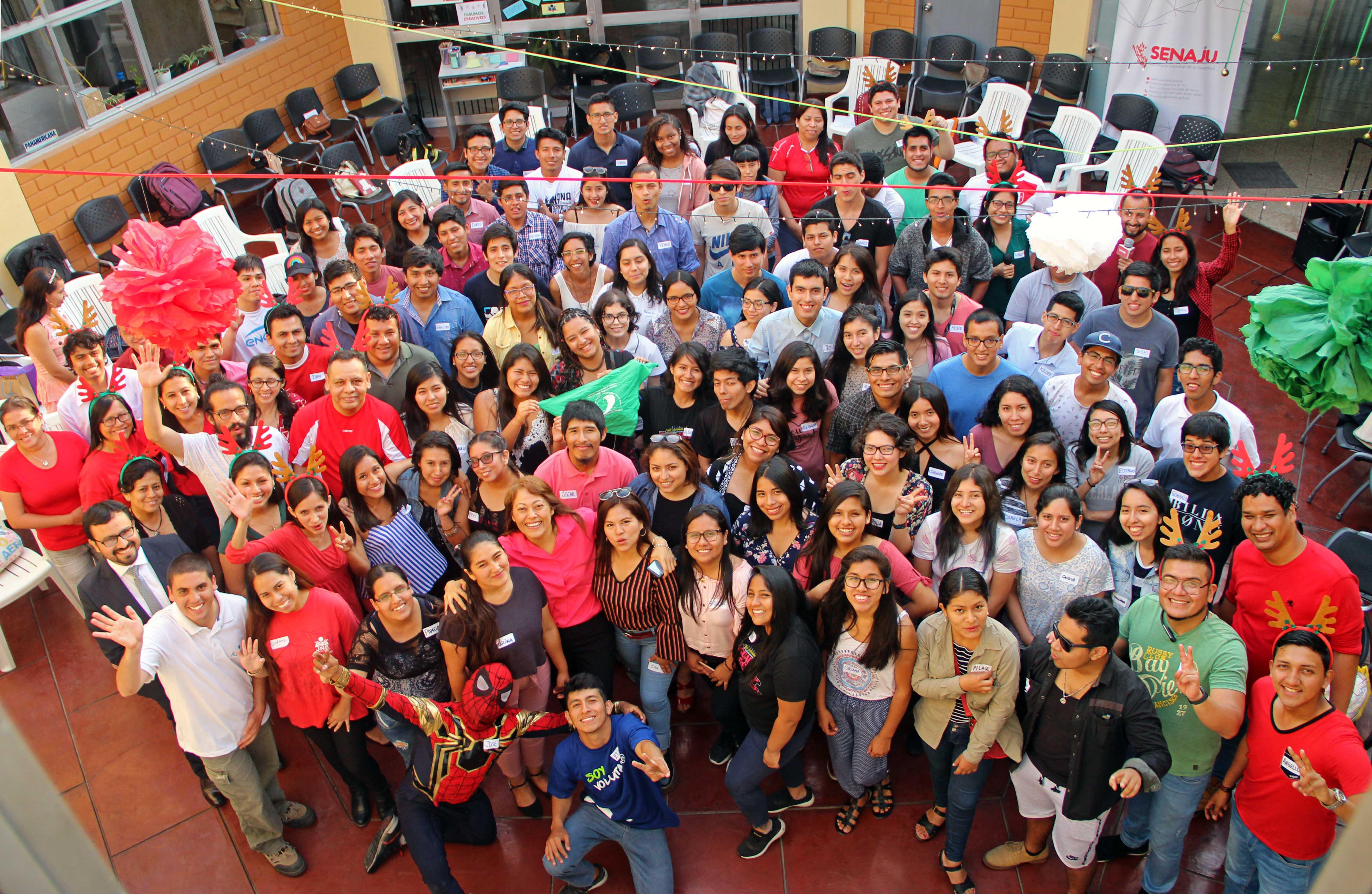 Agenda Reto Joven 2021 promoverá bienestar de la juventud