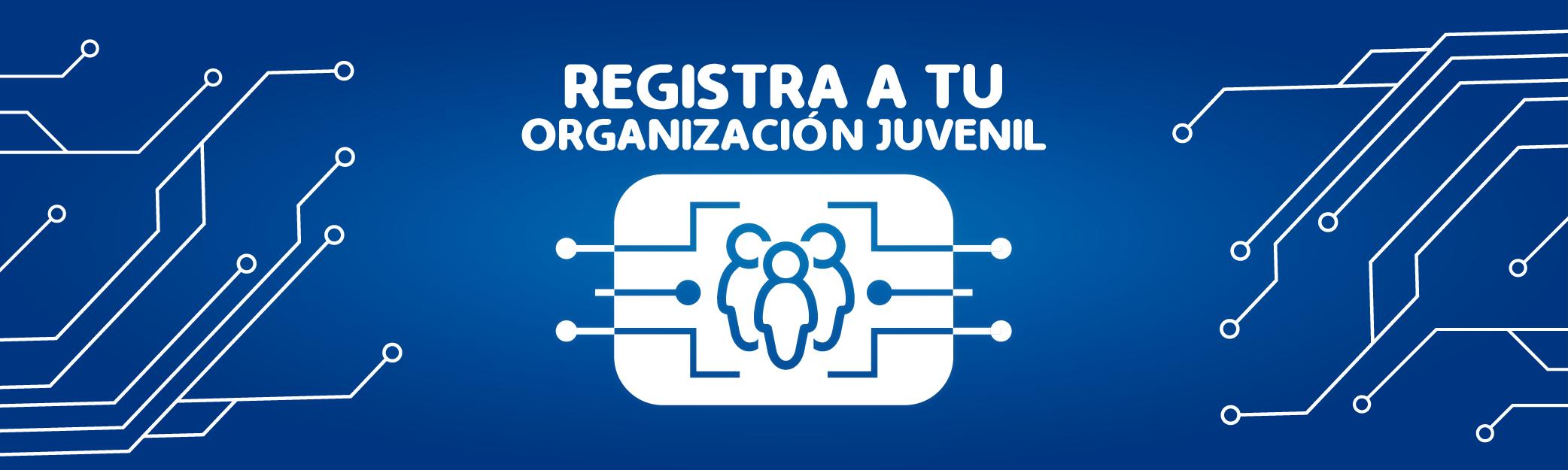 Registro Nacional de Organizaciones Juveniles 2019
