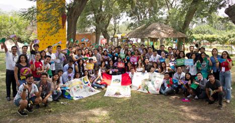 Senaju reúne a líderes juveniles de todas las regiones