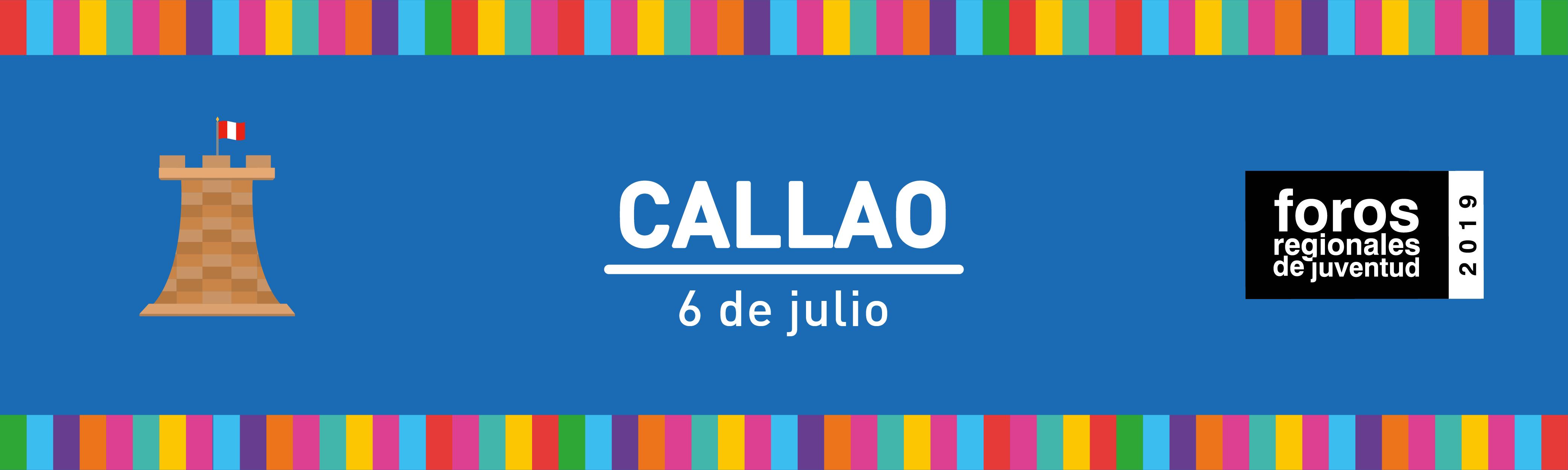 Foro Regional Callao 06/07/2019