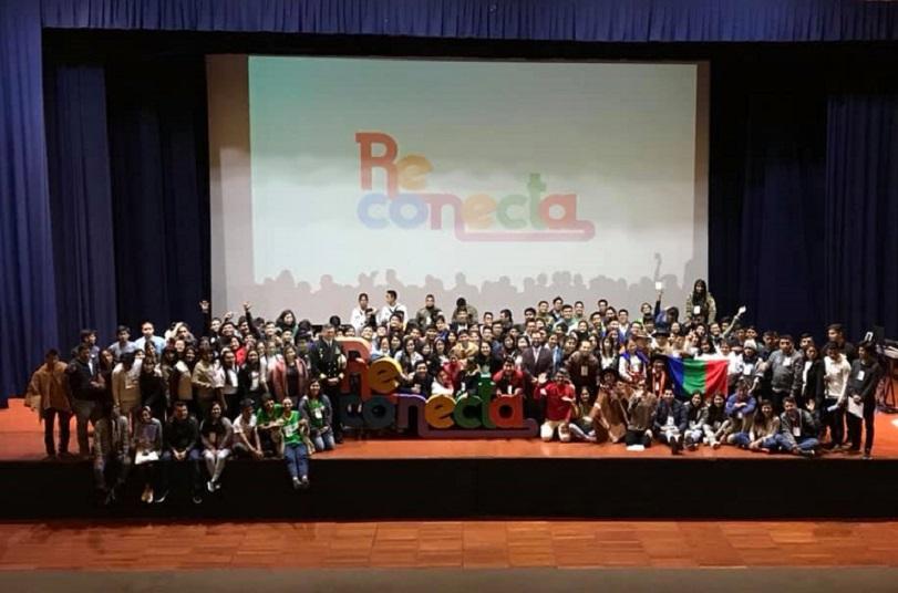 Más de 200 jóvenes de todo el país participan en Encuentro Nacional de Juventudes
