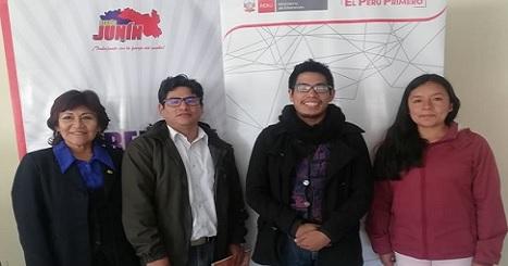Jóvenes de la región Junín ya cuentan con Comité Electoral para la conformación de su COREJU