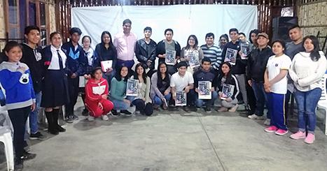 Callao: jóvenes de Mi Perú inician proceso para reactivar Consejo Distrital de la Juventud
