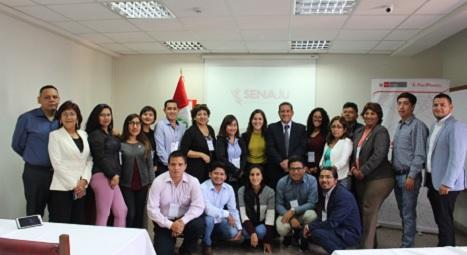 Senaju organiza curso para capacitar a funcionarios en temas de juventudes