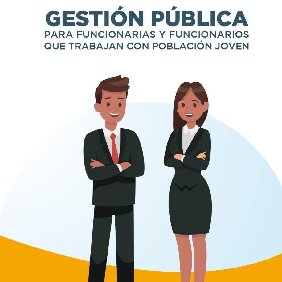 Gestión pública para funcionarios y funcionarias