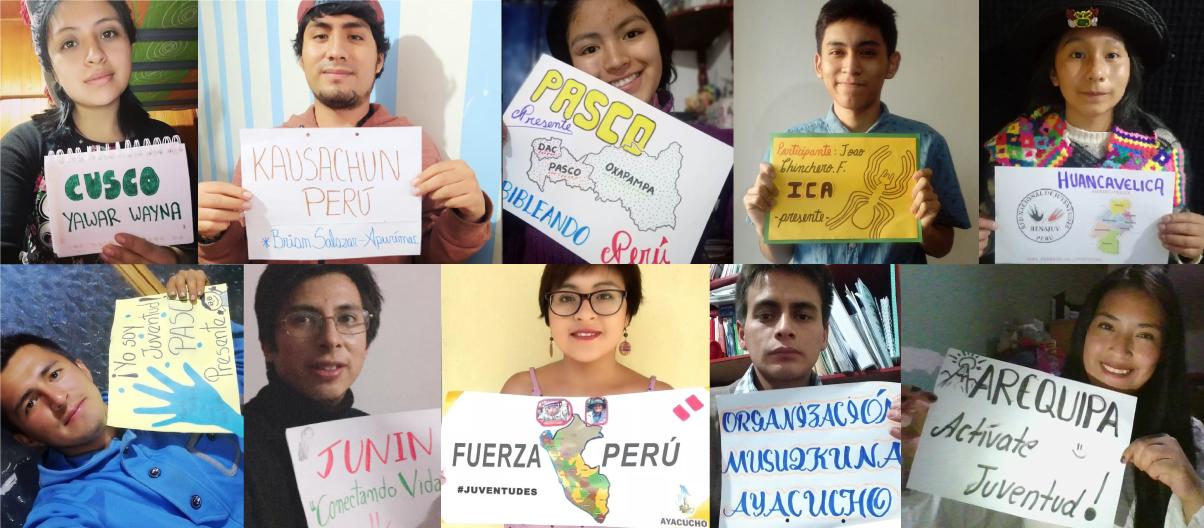 Senaju promueve los foros juveniles para la implementación de la Política Nacional de Juventud
