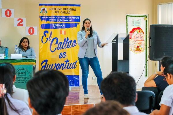 Se crea el Consejo Regional de la Juventud del Callao.