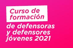 Defensoras y defendores jovenes 2021