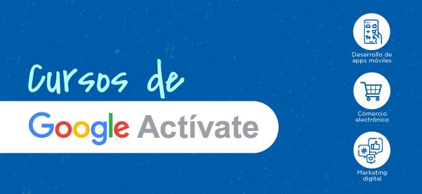 Te Dateo: Descubre los cursos gratuitos de Google
