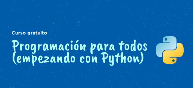 Te Dateo: Aprende Phyton y descubre el mundo de la programación