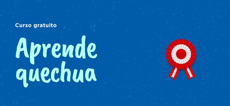 Te Dateo: Quechua