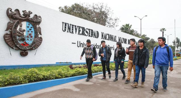 Representantes estudiantiles de la UNMSM participarán en curso para fortalecer sus competencias en gestión pública y universitaria